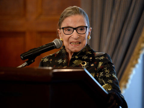 Justice Ruth Bader Ginsburg Has Passed Away at 87