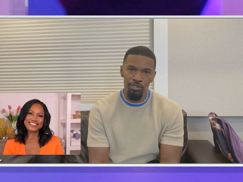The Ladies Have a Surprise for New Co-Host Garcelle Beauvais!