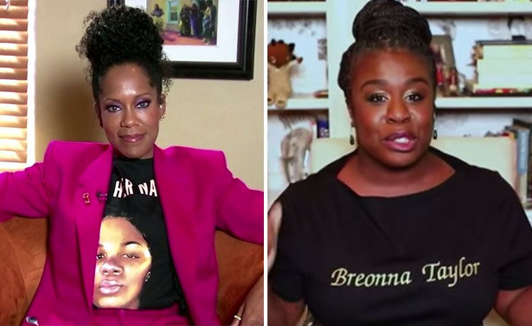 Regina King & Uzo Aduba Honor Breonna Taylor During Emmys Acceptance Speeches