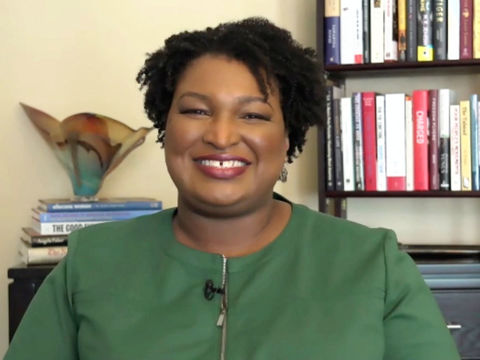 Leader Stacey Abrams Explains Why It's Actually So Difficult for Voters in the…