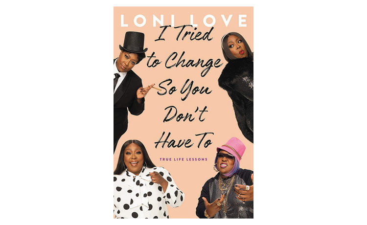 Loni Love Book Giveaway