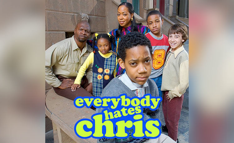 Tyler James Williams Celebrates the 15th Anniversary of 'Everybody Hates Chris'!