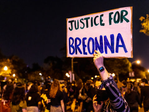 'The Real' Reacts to Breonna Taylor Grand Jury Decision as Protests Erupt