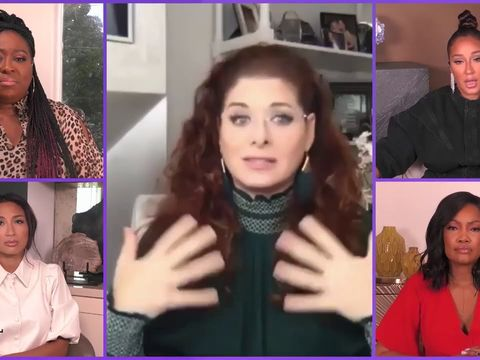 Debra Messing Explains Why She Is an Ally to Marginalized Groups