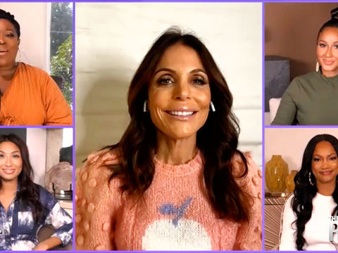 Bethenny Frankel Doesn't Own a Computer?