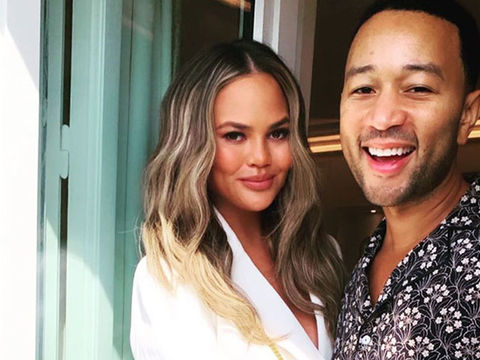 Pregnant Chrissy Teigen Hospitalized After Excessive Bleeding
