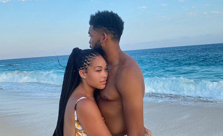 Jordyn Woods Goes IG Official with BF Karl-Anthony Towns