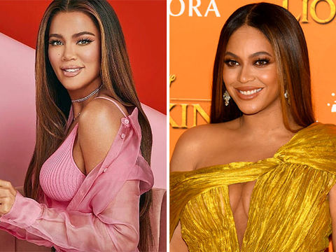 Fans Think Khloé Kardashian Looks Like Beyoncé in THIS New Photo Shoot!