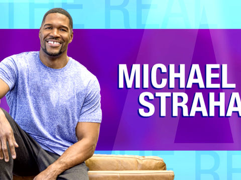 Thursday on 'The Real': Michael Strahan, Tobe Nwigwe, Brandon Armstrong