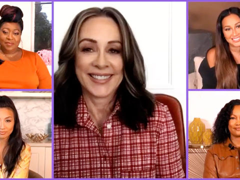 Why Patricia Heaton Calls Herself 'Marie Kondo On Steroids!'