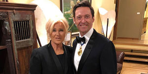 Hugh Jackman's Wife Laughs Off 'Gay' Rumors