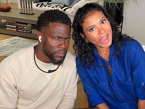 Kevin & Eniko Hart Welcome Daughter!