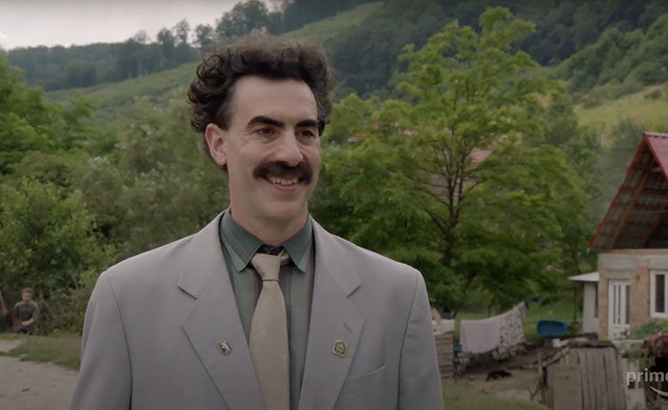 Borat Returns in New Trailer! [WATCH]