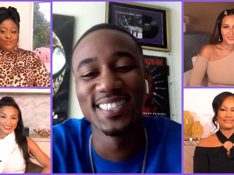 Jessie T. Usher on Being Recognized by Fans of 'The Boys'