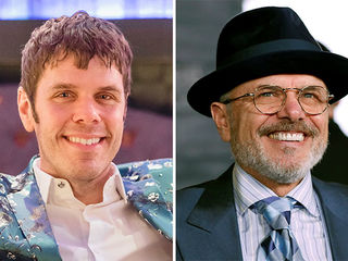 Perez Hilton, Joe Pantoliano