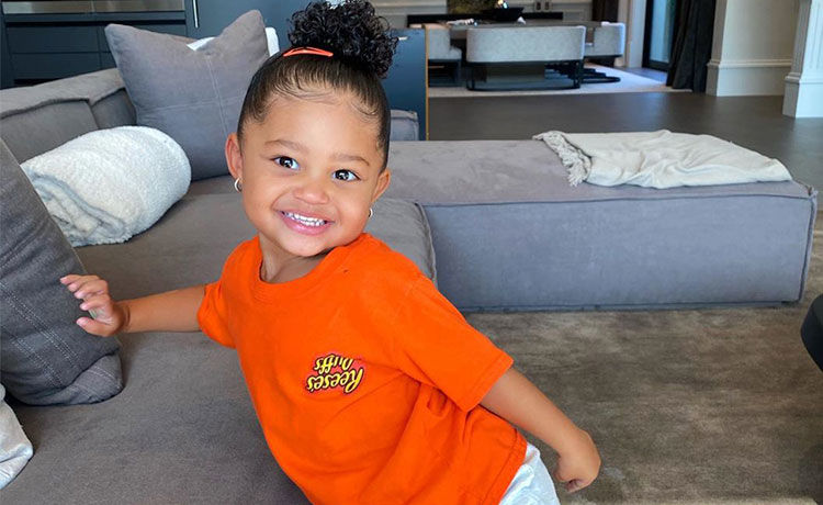 Stormi Webster Attends First Day of Home School in $12K Hermès Backpack