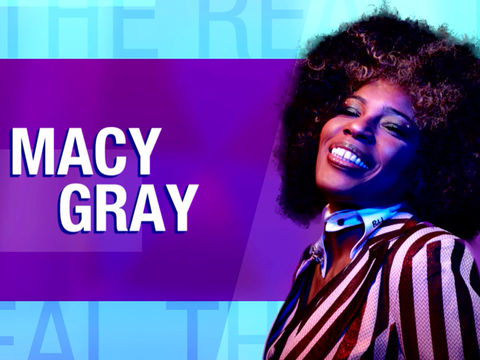 Monday on 'The Real': Macy Gray