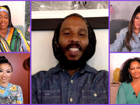 What Ziggy Marley Wants for His Children and What His Father Would Have Thought…