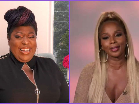 Mary J. Blige on the P.O.W.E.R. of Sure and Breast Cancer Awareness