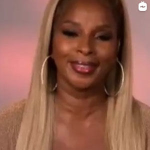 Mary J. Blige Gives Us the 411 on Breast Cancer Awareness