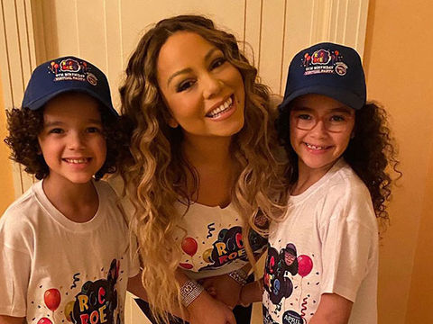 Mariah Carey Says Son Moroccan, 9, Was Bullied by White Supremacist