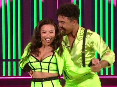 All of Jeannie's 'DWTS' Dances Thus Far!