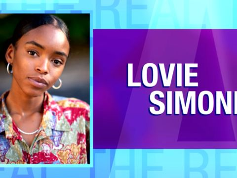 Friday on 'The Real': Lovie Simone, Ed Quinn