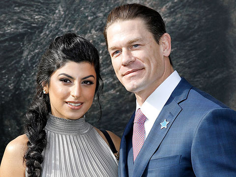 Surprise! John Cena Marries Shay Shariatzadeh in Private Ceremony!