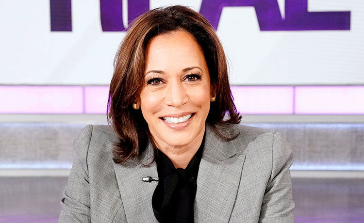 Kamala Harris Suspends Travel After Aide Tests Positive for COVID-19