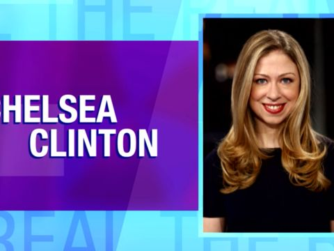 Monday on 'The Real': Chelsea Clinton, Jo Koy, Nikkolas Smith