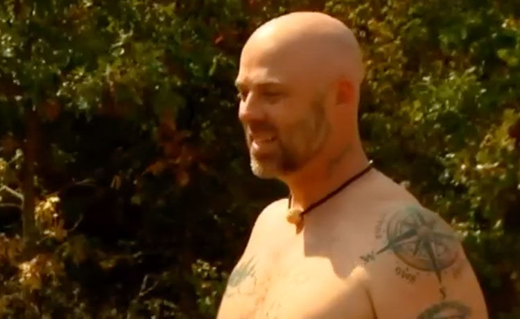 'Naked and Afraid' Star Arrested for Voyeurism