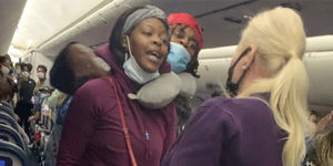 Flight Attendant & Passenger Get into Nasty Altercation on Delta Plane