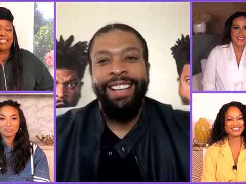 DeRay Davis on Performing Stand-Up Comedy Post Quarantine