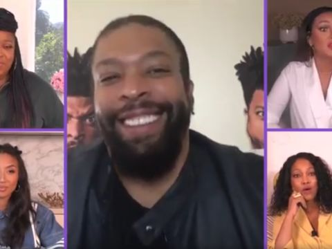 Full Interview: Comedian DeRay Davis Chats With Us About His TV Series…
