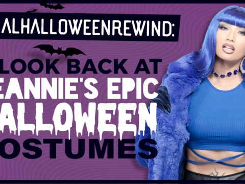 A Look Back at Jeannie's Epic Halloween Costumes