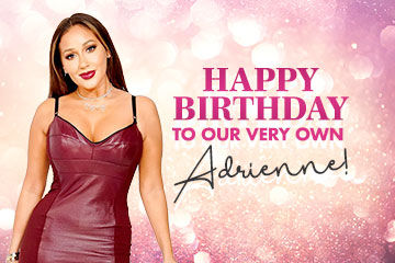 Happy Birthday to Our Very Own Adrienne!