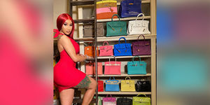 Cardi B Slams Racist Response to Her Birkin Collection