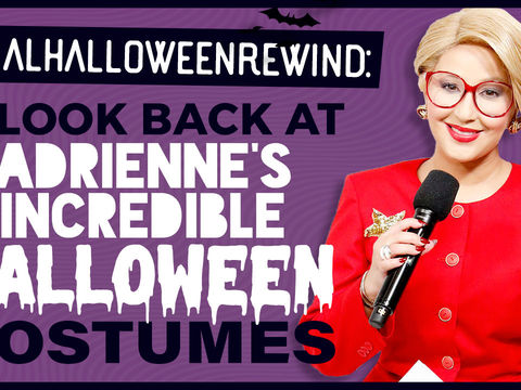 Web Exclusive: A Look Back at Adrienne's Incredible Halloween Costumes