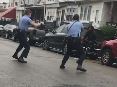 Philly Cops Injured During Protests Over Fatal Shooting of Black Man Who Police…
