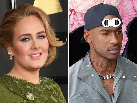 Adele Shuts Down Dating Report!