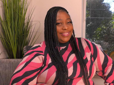 Loni Emotionally Reveals How Meditation Has Changed Her Life