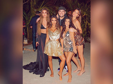 Khloé Kardashian Defends Sister Kim's 'Tone Deaf' 40th Birthday Party
