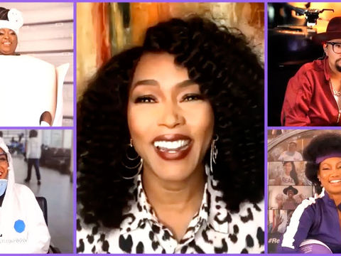 Angela Bassett Recalls Being in South Africa for Their First Democratic Election