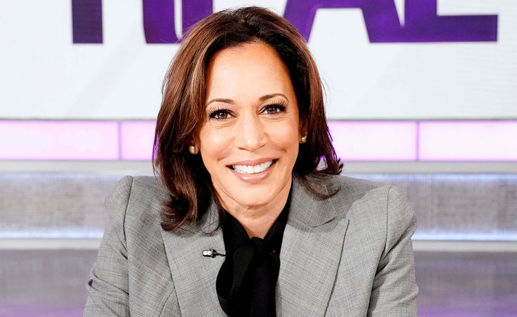 Kamala Harris Says Nation 'Will Rise Up' in 1st Speech as Vice President