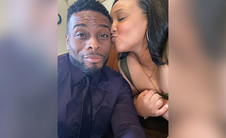 Kel Mitchell Welcomes Baby Boy with Wife Asia Lee!