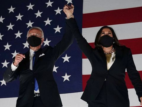 All the Highlights from Joe Biden & Kamala Harris' Inauguration!