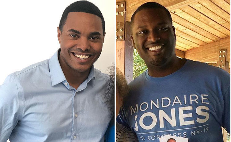 Ritchie Torres & Mondaire Jones Become the First Openly Gay Black Men Elected to Congress