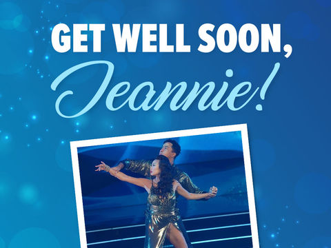 Sending love and healing to our very own @thejeanniemai, who is okay and is…