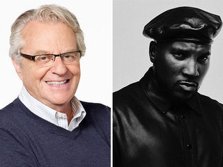 Jerry Springer, Jeezy