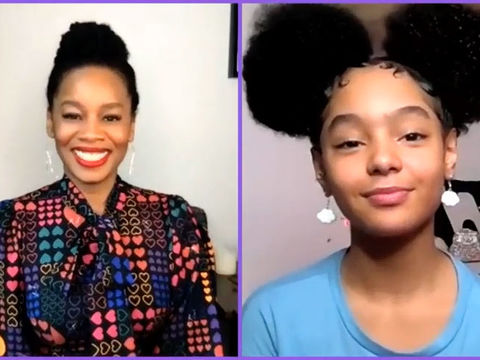 Anika Noni Rose on Why It's So Important That Her Christmas Movie Features a…